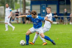 Waldhof gewinnt Testspiel beim SC Käfertal mit 9:0 (4:0)