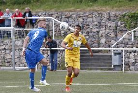 Fortuna Heddesheim gewinnt beim FC/DJK Ziegelhausen/Peterstal mit 1:2 (0:1) und bleibt oben dran