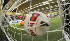 Das Rhein-Neckar-Hallenfußball-Turnier um den Sparkassen-Cup startet am Freitag, den 06.01.17