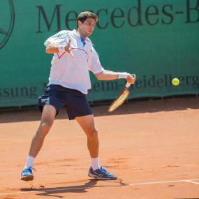 Tennis-Bundesligist Grün-Weiss Mannheim mit schlechtem Saisonstart / Der Klassenerhalt soll nun her und zwar so schnell wie möglich