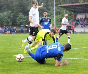 Sandhausens U23 mit 0:1 Derbyniederlage gegen Astoria Walldorf II