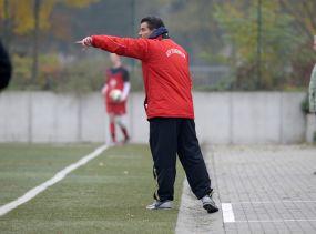 Lars Weidmann will mit dem ASV Feudenheim hoch in die Kreisliga Mannheim