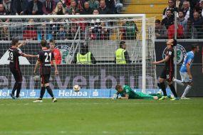 Hoffenheim gewinnt Abstiegs-Fight in Frankfurt mit 2:0 Toren