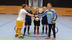 Badische Jugendhallenmeisterschaften: Junge Schiris für Nachwuchs-Kicker