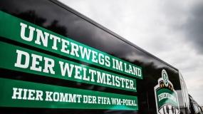 DFB-Ehrenrunde des FIFA WM-Pokals: Vorverkauf startet!