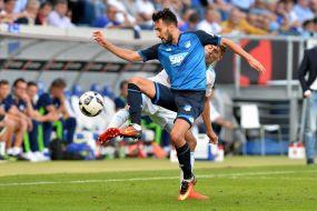 Von der Jugend der TSG 62/09 Weinheim zum Bundesligaspieler +++ Der sport-kurier im Interview mit Hoffenheims Lukas Rupp