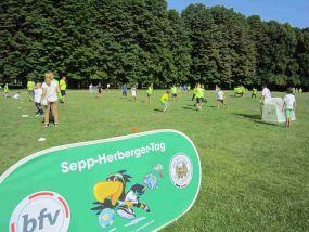 Sepp-Herberger-Tag bringt Fußballspaß für Mannheimer Grundschulen