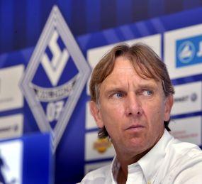 SV Waldhof im Trainingslager ohne Gerd Dais
