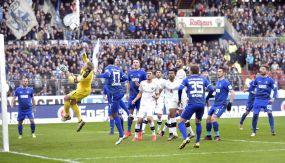 Der SV Sandhausen will Erzgebirge Aue zu bezwingen - dann kommt der FC Schalke 04 zum Pokalfight