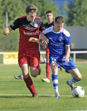 SG Heidelberg-Kirchheim siegt beim 1. FC Bruchsal
