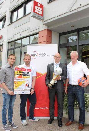 bfv-Beachsoccer-Cup mit 34 teilnehmenden Mannschaften