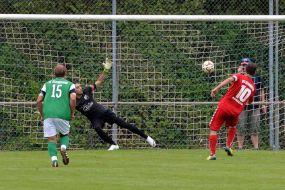 Erfolgreicher VfR-Saisonauftakt +++ Rasenspieler drehen Partie in Zuzenhausen