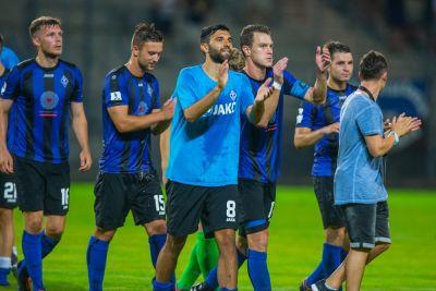 SV Waldhof gewinnt souverän bei der U23 des SC Freiburg mit 1:3 (0:2) Toren