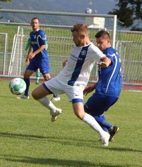 Badischer Pokal 3. Runde / Derbykracher Weinheim- Heddesheim / Waldhof spielt in Götzingen
