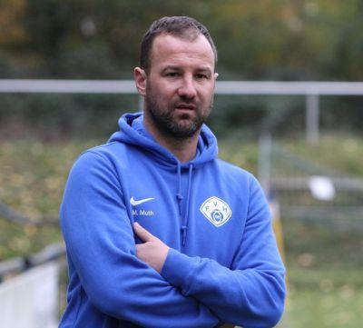 """FV 08-Coach Manuel Muth: """"Wir stellen uns dem Abstiegskampf"""" +++ Der Kreisligist leidet unter schlechter Infrastruktur"""