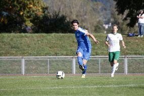 Hungrig auf Erfolg - Patrick Marschlich peilt mit Heddesheim den Aufstieg in die Oberliga an