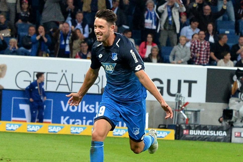 Hoffenheim gelingt gegen Frankfurt glücklicher Ausgleichstreffer in der Nachspielzeit