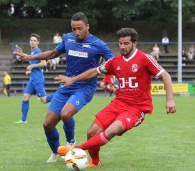 SV 98 Schwetzingen vor dem Start in die Verbandsliga-Saison 2016/2017