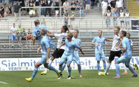 SV Sandhausen holt im Test gegen Stuttgarter Kickers einen 0:2-Rückstand auf