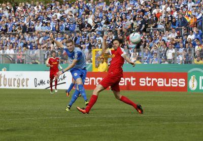 Der FC-Astoria schreibt Geschichte +++ 4:3 n. Verl. vs. VfL Bochum