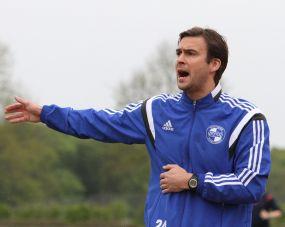 """SV 98 Schwetzingen-Coach Steffen Kohl im Interview +++ """"Unser Manko ist noch die Torausbeute."""""""