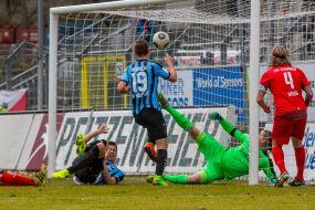 Der SV Waldhof ist neuer Spitzenreiter der Regionalliga Südwest ++ 2:1 (2:0) Sieg über TSV Steinbach