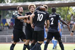 FV Fortuna Heddesheim weiter in der Erfolgsspur +++ FC Dossenheim chancenlos