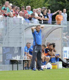 Erste Auswärtspleite für Astoria Walldorf - 4:2 beim Bahlinger SC verloren