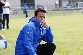 """Rene Gölz: """"Wir wollen am Ende der Saison unter den ersten Zwei stehen."""" Fortuna Heddesheim geht mit Zuversicht in die Rückrunde"""