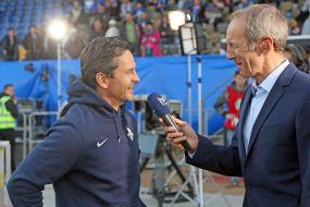 Ex-Waldhöfer greift in Bundesliga an - Darmstadts Trainer Dirk Schuster - vom beinharten Verteidiger zum smarten Defensiv-Taktiker
