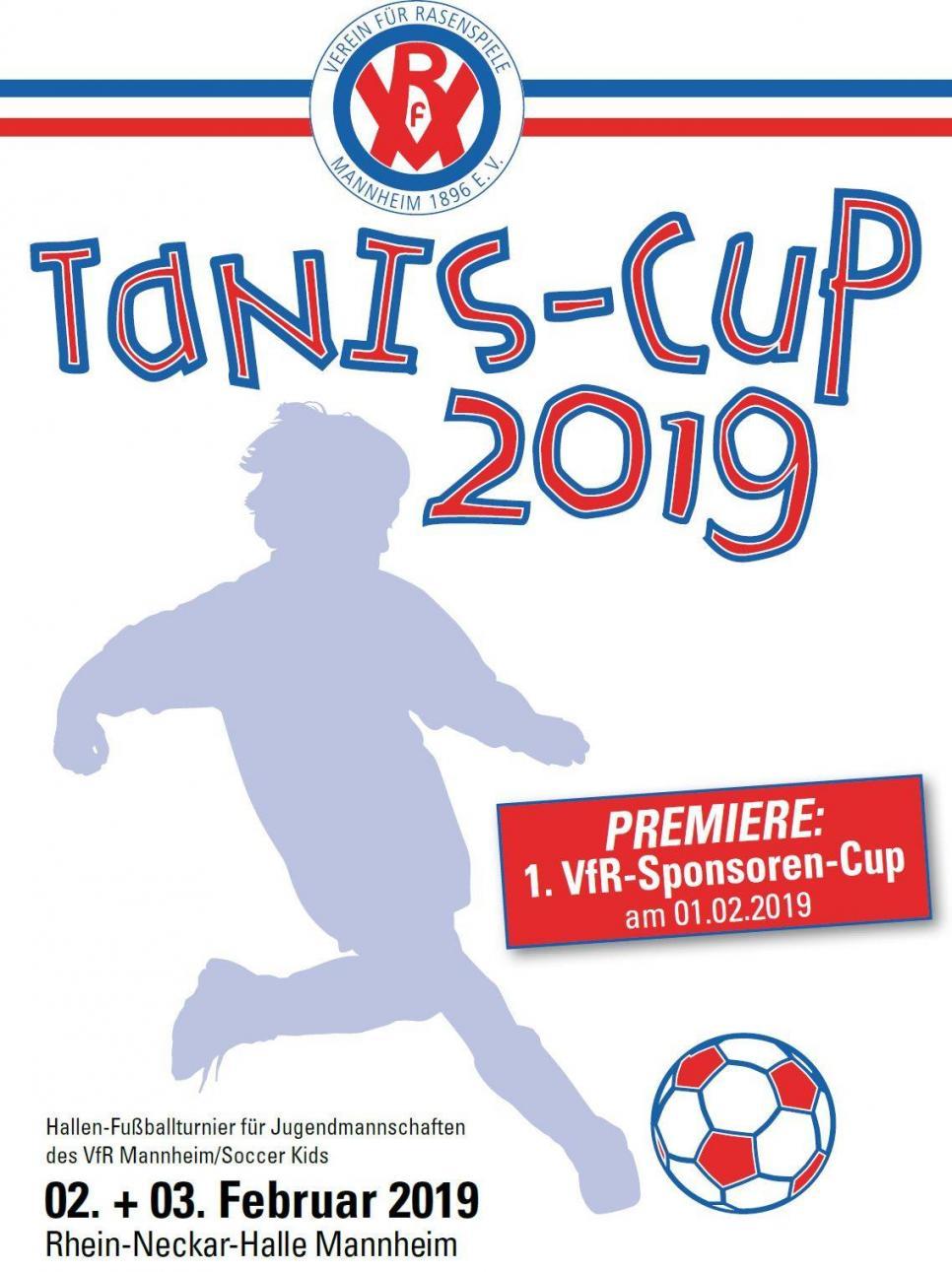 Sport Kurier Mannheim Rund 60 Teams Am Start Beim Tanis Cup 2019