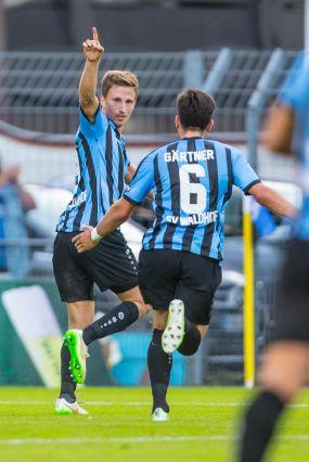 SV Waldhof will die Tabellenführung verteidigen +++ FC Homburg gastiert im CBS