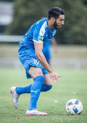 Heddesheimer drehen gegen Oberligist Arminia Ludwigshafen das Spiel +++ 5:3 (0:2) Sieg
