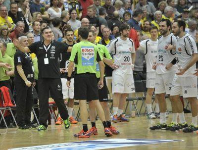 DHB-Pokal: Wiederholungsspiel gegen die MT Melsungen terminiert - Viertelfinale steigt am 24. Februar in der SAP Arena