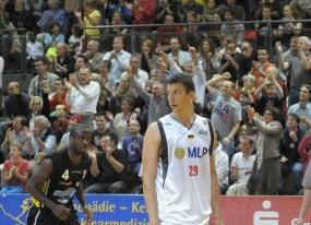 Paul Zipser aus Schriesheim hat sich für den NBA-Draft angemeldet