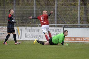 Torjäger Daniele Parisi will mit dem SV Seckenheim aufsteigen und gleichzeitig die Torjäger-Kanone holen