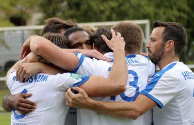 Fortuna Heddesheim feiert erfolgreiches Verbandsligadebüt +++ 3:1 Derbysieg bei TSV Amicitia Viernheim