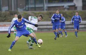 Massenflucht von Spielern scheint abgewendet +++ TSV Amicitia Viernheim greift nach der Winterpause an