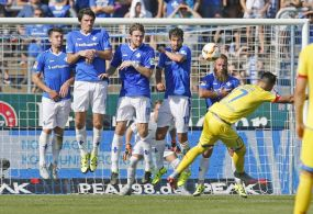 Hoffenheim verpasst Sieg bei Darmstadt 98 +++ Kuranyi hätte zum Matchwinner werden können, ja müssen