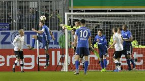 Der DFB-Pokaltraum ist für den SV Sandhausen vorbei ++ 1:4 gegen Schalke 04