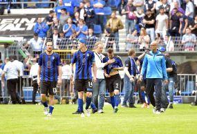 SV Waldhof scheitert am Aufstieg in die 3. Liga +++ SF Lotte gewinnt vor 22.300 Zuschauern mit 0:2 (0:2)
