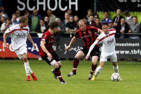 Die TSG 62/09 Weinheim will ins Aufstiegs-Finale +++ Sa. 04.06. um 15 Uhr gegen den 1. FC Rielasingen-Arlen