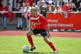 Ugur Beyazal, ein Mannheimer Bub, der im Fußball viel erreicht hat