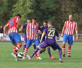 Landesligist FV Brühl mit 1:4 (0:2) Heimpleite gegen den FC Bammental