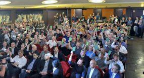 Verlegung der außerordentlichen Mitgliederversammlung beim SV Waldhof Mannheim 07