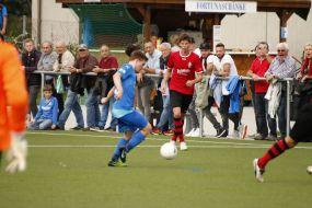 Heddesheim verliert gegen Eppingen 1:3 und rutscht in der Tabelle ab