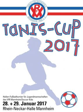 Großauflauf der Nachwuchskicker ++ Tanis-Cup 2017