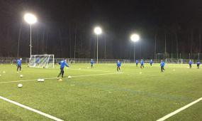 FC Astoria Walldorf nimmt das Training wieder auf