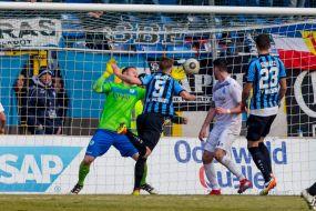 Spitzenfight zwischen dem SVW und TSV Steinbach +++ Wiedersehen mit Giuseppe Burgio
