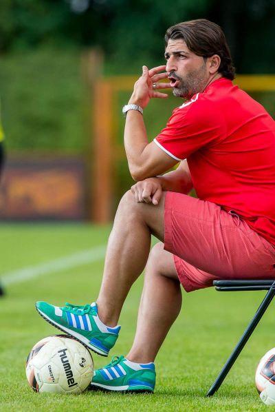 """Hakan Atik: """"Das wird in Bruchsal ein schweres Spiel"""" +++ VfR hat erneut starken Gegner vor der Brust"""